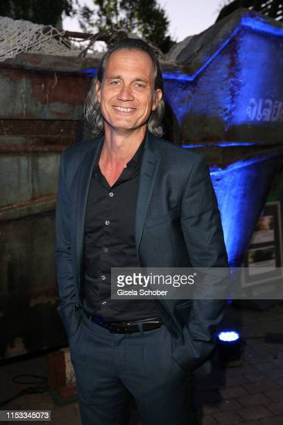 Ralf Bauer during the Bavaria Film Reception One Hundred Years in Motion on the occasion of the 100th anniversary of the Bavaria Film Studios and the...