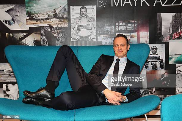 Ralf Bauer during the Pre Opening Event Exhibition Insights by Mayk Azzato presented by KARE Kraftwerk on February 26 2015 in Munich Germany