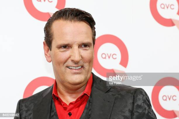 Ralf Duemmel jury member of 'Hoehle der Loewen' attends a QVC event during the Vogue Fashion's Night Out on September 8 2017 in duesseldorf Germany