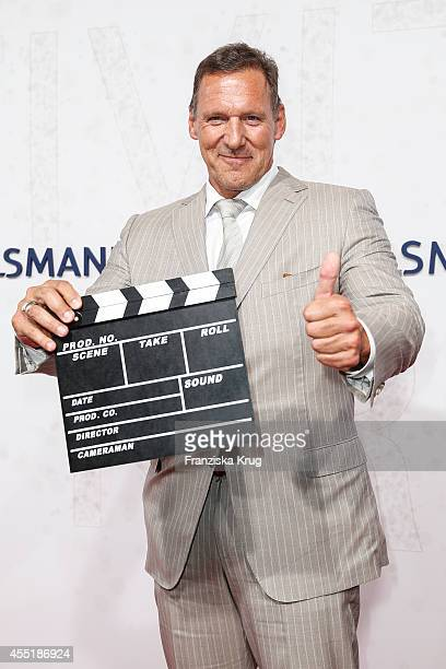 Ralf Moeller attends the Bertelsmann Summer Party at the Bertelsmann representative office on September 10 2014 in Berlin Germany