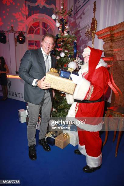 Ralf Moeller attends the Movie Meets Media event 2017 at Hotel Atlantic Kempinski on November 27 2017 in Hamburg Germany