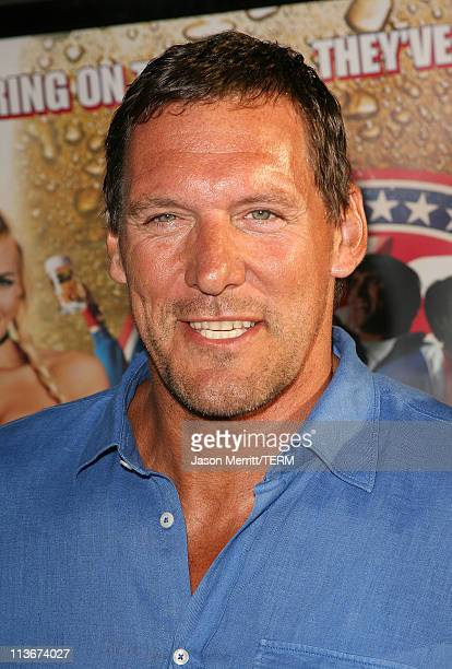 Ralf Moeller during 'Beerfest' Los Angeles Premiere Arrivals at Grauman's Chinese in Hollywood California United States