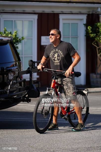 Ralf Moeller is seen on June 3 2020 in Los Angeles CA