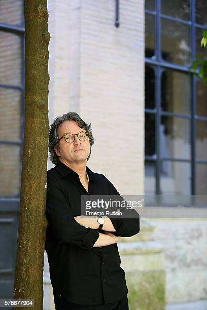 Ralf Rothmann attends the 'Festival Delle Letterature 2016' photocall at Casa delle Letterature on June 20 2016 in Rome Italy