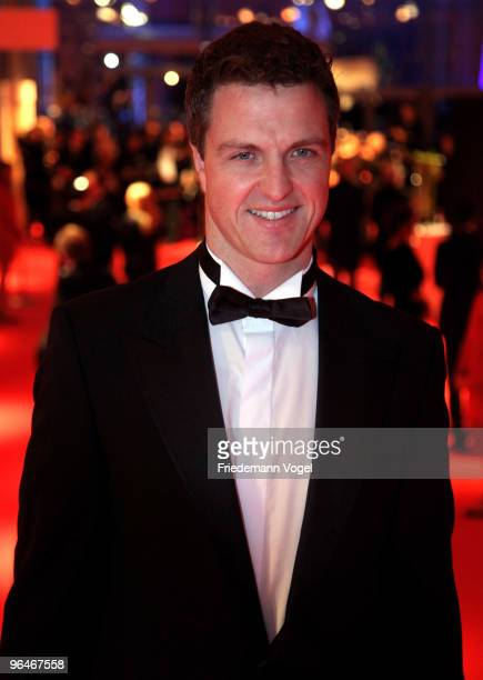 Ralf Schumacher arrives at the 2009 Sports Gala 'Ball des Sports' at the RheinMain Hall on February 6 2010 in Wiesbaden Germany