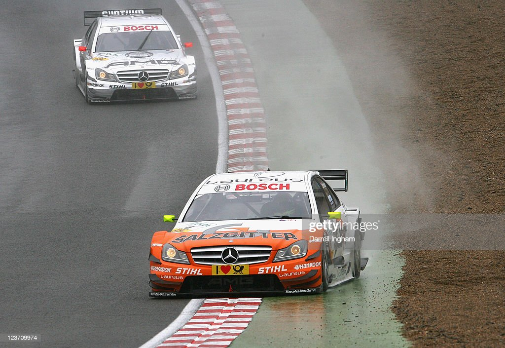 DTM German Touring Car - Brands Hatch