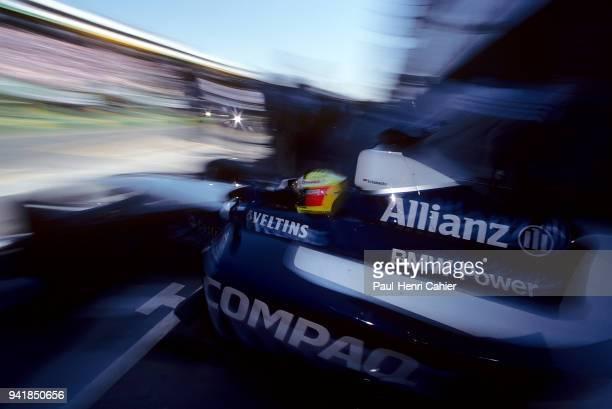 Ralf Schumacher WilliamsBMW FW23 Grand Prix of Australia Albert Park Melbourne Grand Prix Circuit 04 March 2001
