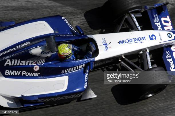 Ralf Schumacher WilliamsBMW FW24 Grand Prix of Monaco Circuit de Monaco 26 May 2002