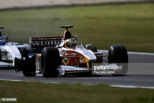 Ralf Schumacher, Williams-Supertec FW21, Grand Prix of Europe, Nurburgring, 26 September 1999.