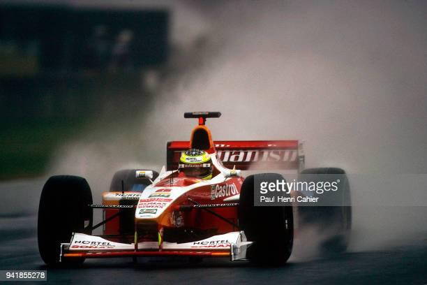 Ralf Schumacher WilliamsSupertec FW21 Grand Prix of France Circuit de Nevers MagnyCours 27 June 1999