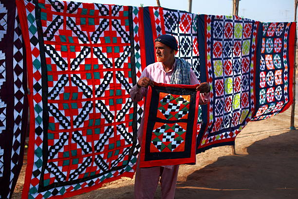 Ralli quilts Seller,Sukkur-Pakistan Pictures   Getty Images : ralli quilts - Adamdwight.com