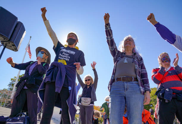 DC: Poor People's Campaign: A National Call For Moral Revival