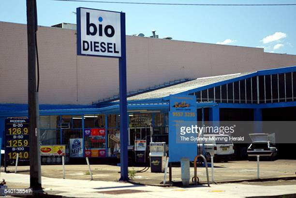 Rally Service Centre in Marrickville which has become the first retail outlet for the environmentally beneficial Biodiesel fuel in Sydney 9 February...