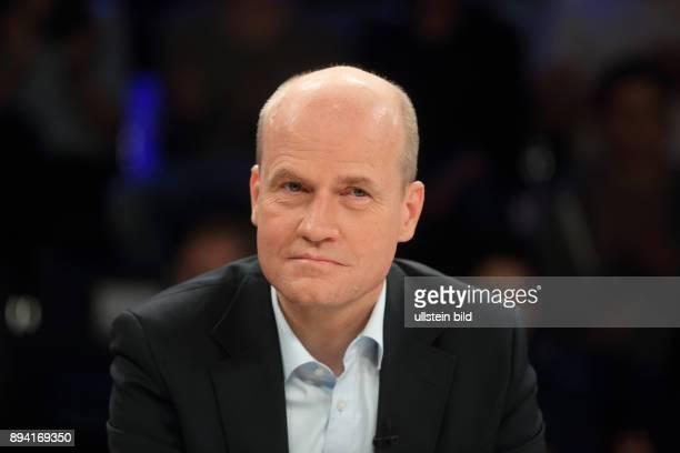 Ralph Brinkhaus in der ZDFTalkshow maybrit illner am in Berlin Abstiegsangst im reichen Land Warum wächst die Wut