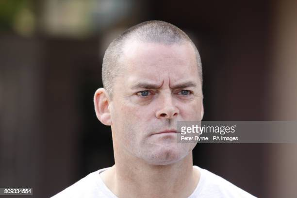 Ralph Bulger the father of James Bulger outside at Liverpool Crown Court where a victim personal statement to Jon Venables' parole board was made on...