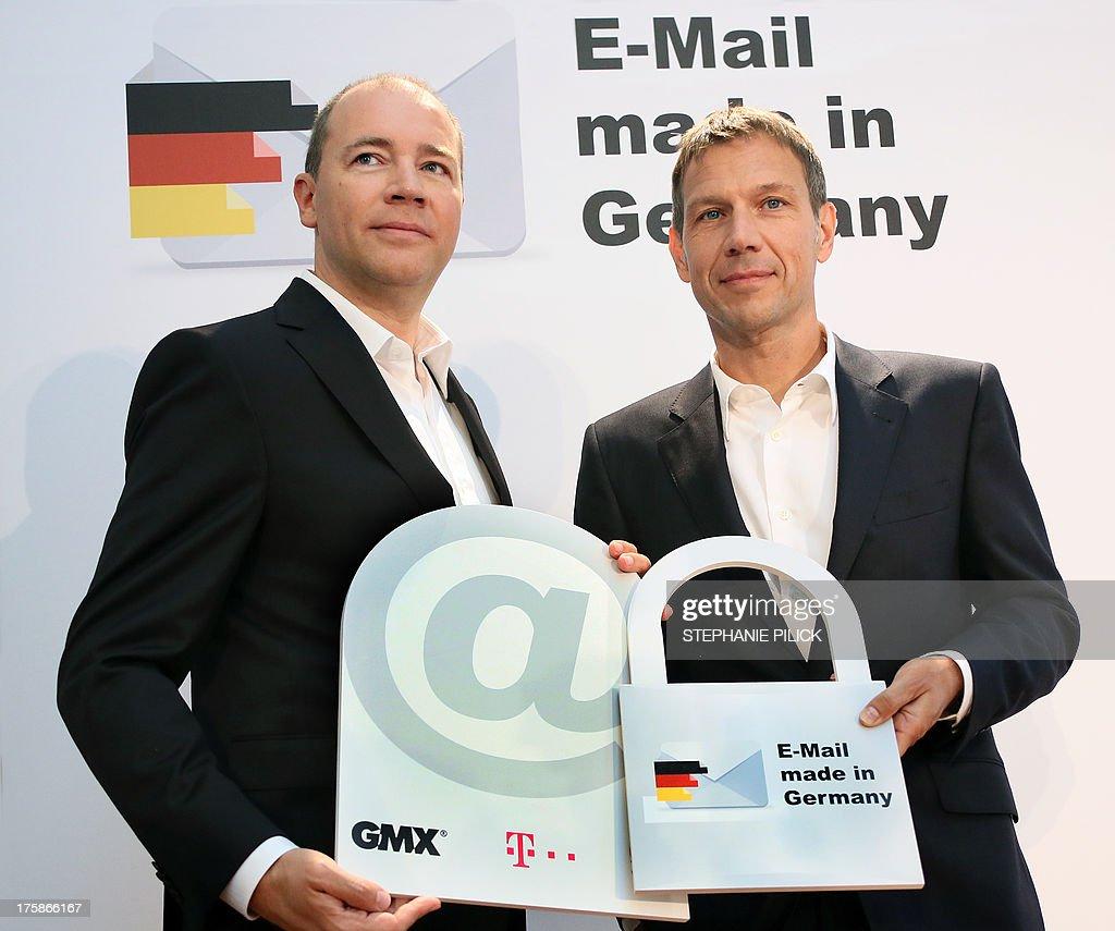 Ralph Dommermuth, chairman of German internet provider United