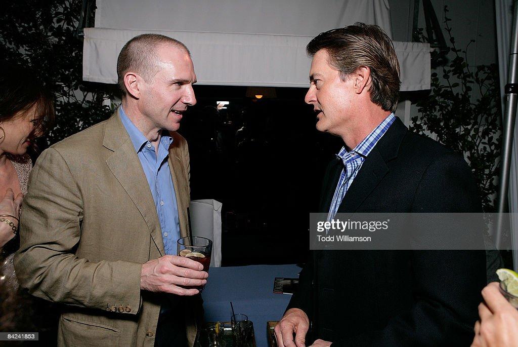 Los Angeles Confidential Magazine Pre-Golden Globes Party : Nachrichtenfoto
