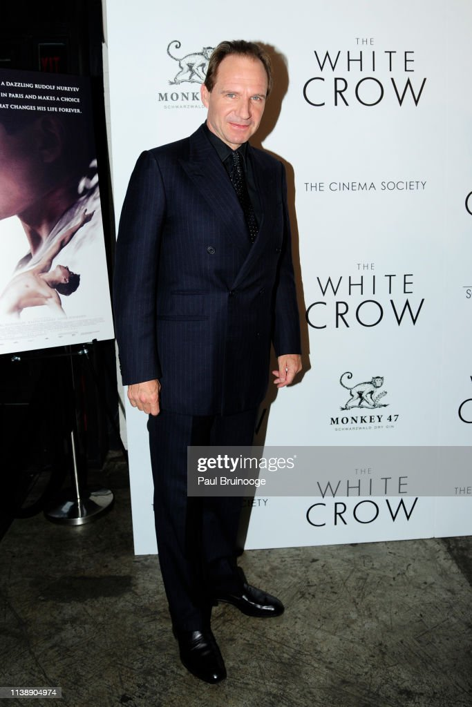 "NY: The Cinema Society And Monkey 47 Gin Host A Screening Of Sony Pictures Classics' ""The White Crow"""