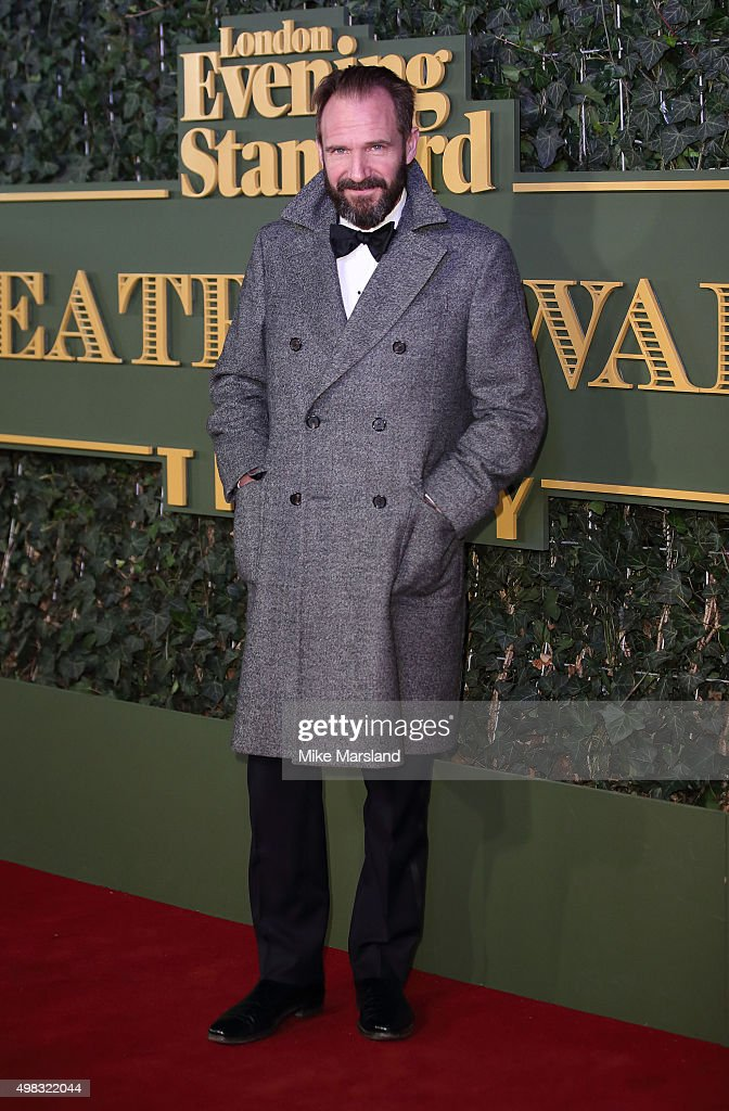 Evening Standard Theatre Awards - Red Carpet Arrivals