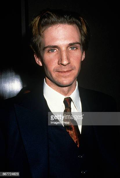 Ralph Fiennes circa 1994 in New York City