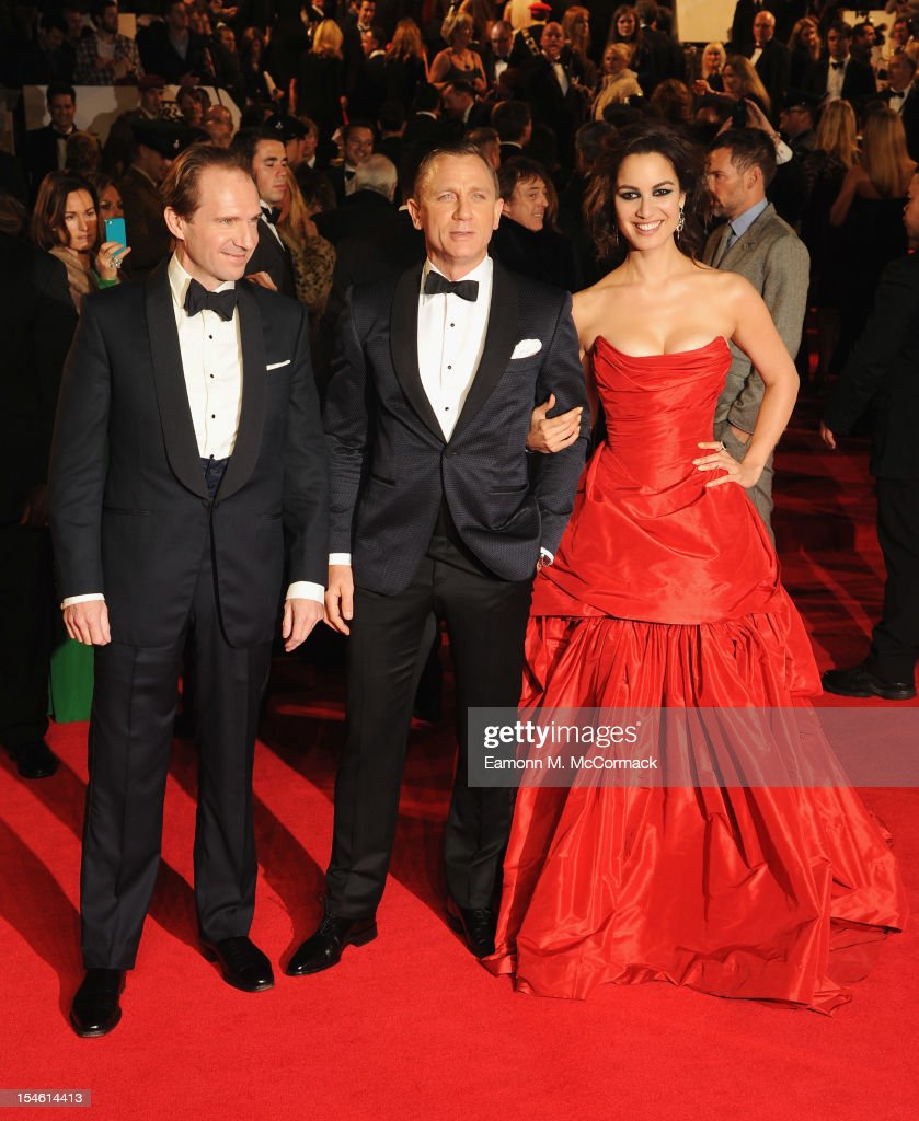 Skyfall - Royal World Premiere - Arrivals : News Photo