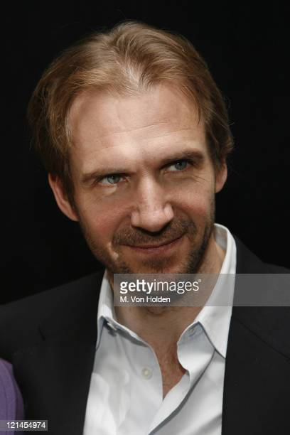 Ralph Fiennes during 72nd Annual Drama League Awards Ceremony and Luncheon at Marriott Marquis Hotel in New York NY United States