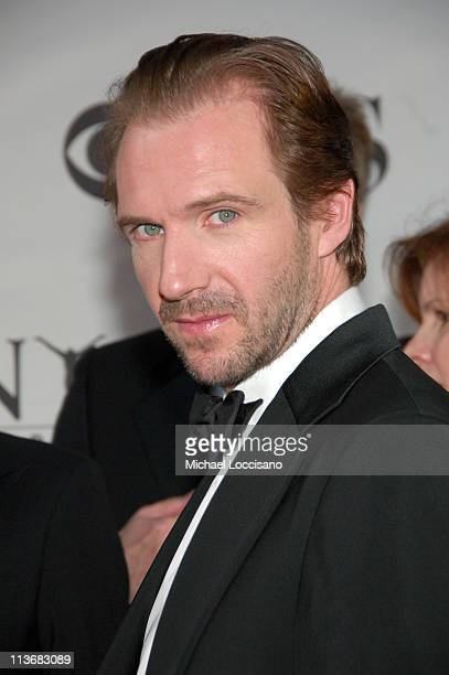 Ralph Fiennes nominee for Best Performance by a Leading Actor in a Play for 'Faith Healer'