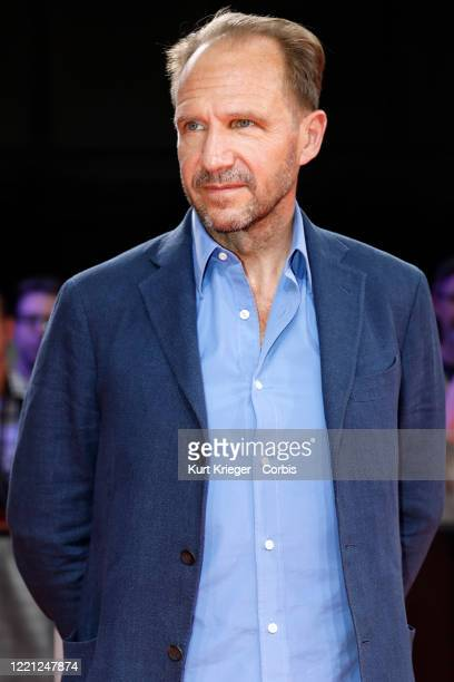 Ralph Fiennes photographed at the premiere of 'Nurejew - The White Crow' during the 37th International Munich Filmfest on July 01, 2019 in Munich,...