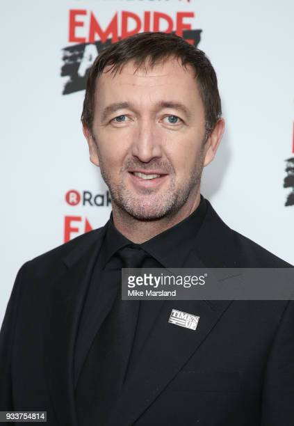 Ralph Ineson attends the Rakuten TV EMPIRE Awards 2018 at The Roundhouse on March 18 2018 in London England
