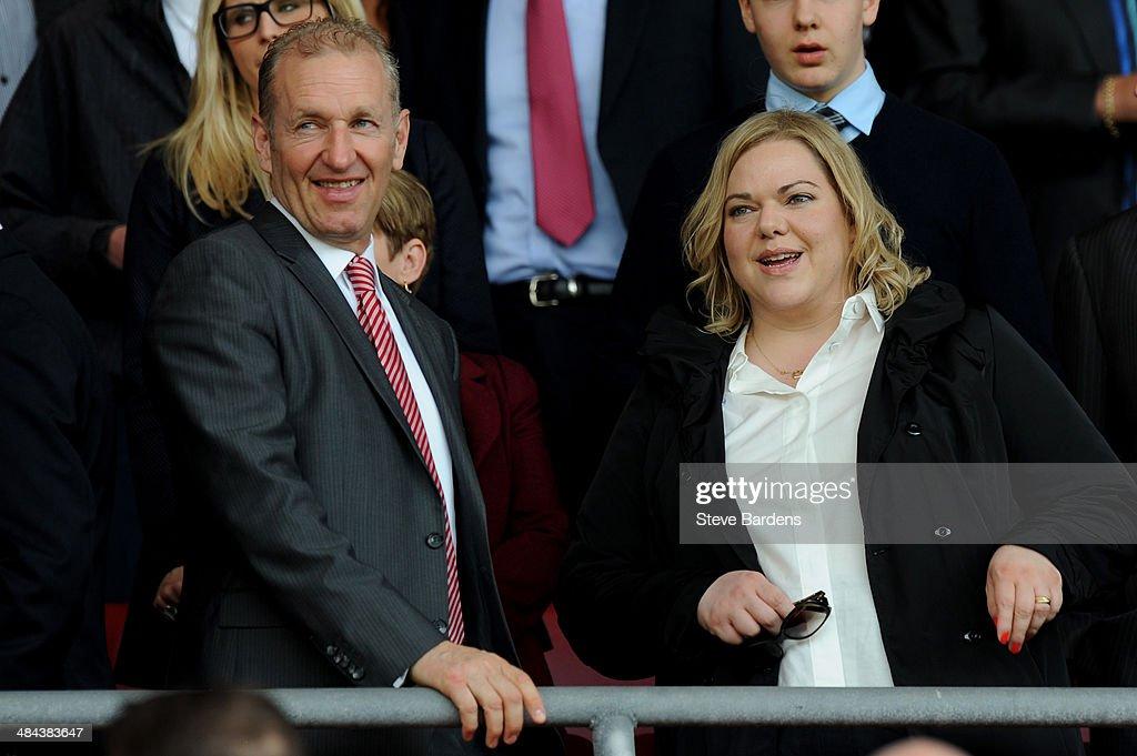Southampton v Cardiff City - Premier League : News Photo
