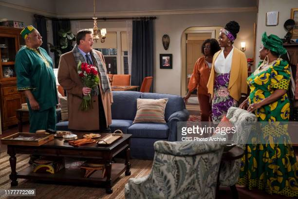 Ralph Lauren and Fish Bob and Abishola finally go on a proper date which is interrupted by Dottie's medical emergency on BOB HEARTS ABISHOLA Monday...