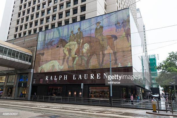 ralph lauren - ralph lauren designer label stock pictures, royalty-free photos & images