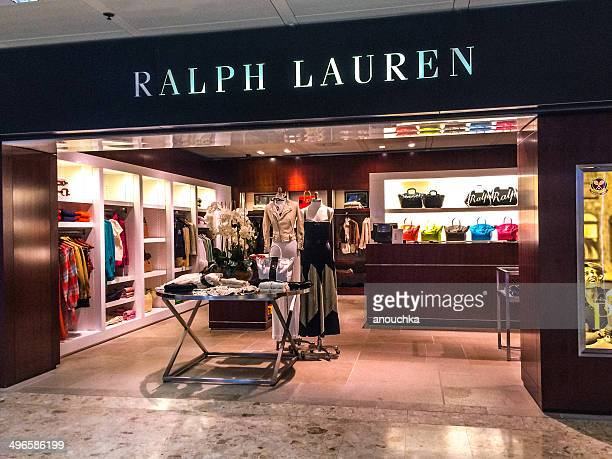ralph lauren store at geneva airport, switzerland - ralph lauren designer label stock pictures, royalty-free photos & images