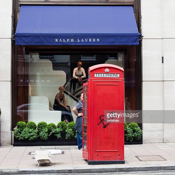 Ralph Lauren almacenar en Londres