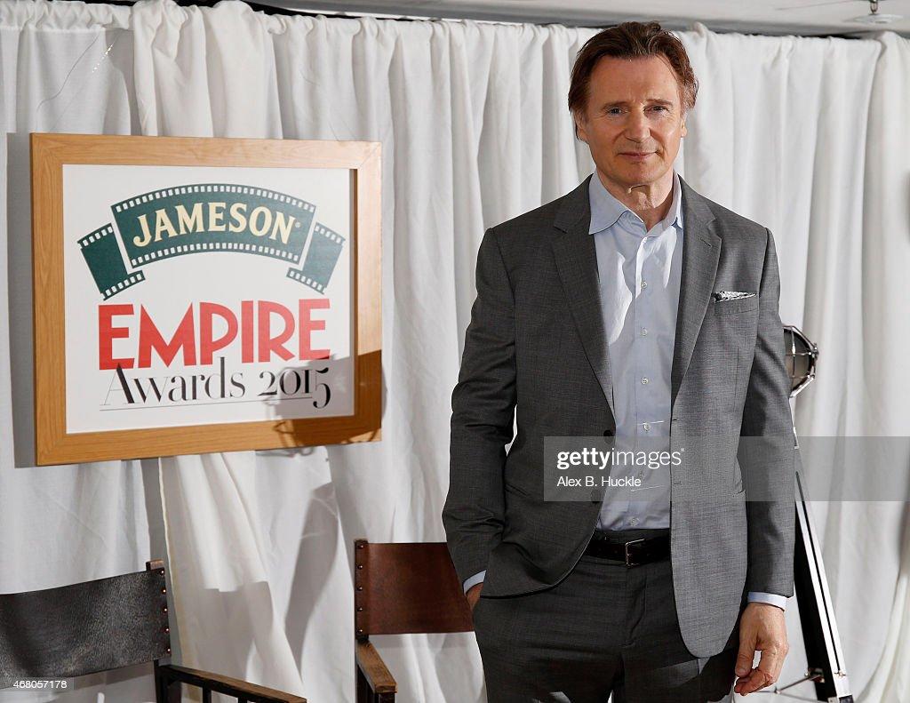 Jameson Empire Awards 2015