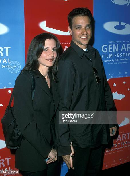 Ralph Macchio and Phyllis Fierro at the 6th Annual Gen Art Film Festival Sony Lincoln Square New York City