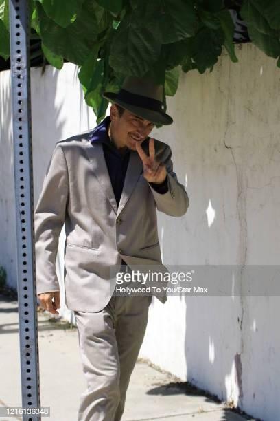 Ralph Michael Brekan is seen on May 28 2020 in Los Angeles CA
