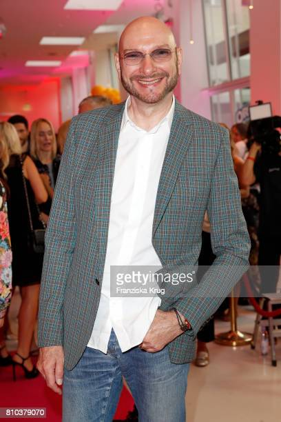 Ralph Morgenstern attends the Gala Fashion Brunch during the MercedesBenz Fashion Week Berlin Spring/Summer 2018 at Ellington Hotel on July 7 2017 in...