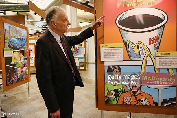 Ralph Nader explains another famous case of consumer protection in which a woman was severely burned by a cup of coffee at MacDonald's One of the...