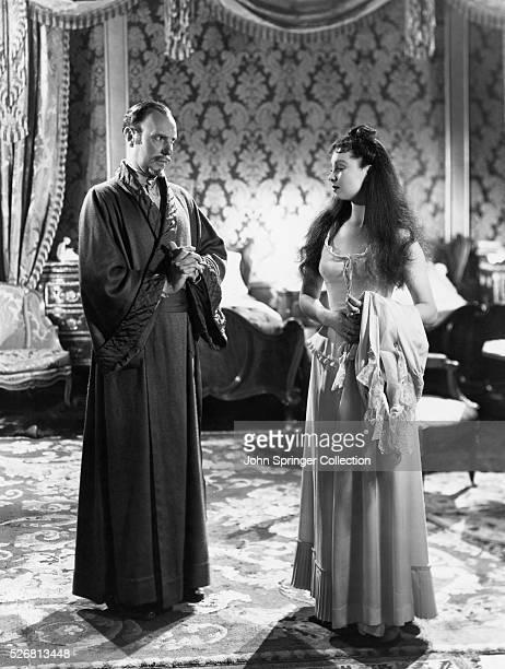 Ralph Richardson and Vivien Leigh Star in Anna Karenina