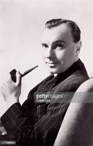 Ralph Richardson portrait English actor 19 December 1902 10 October 1983 photo London Films