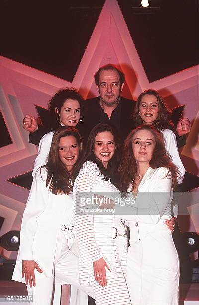 Ralph Siegel Mit All About Angels Bei Vorentscheidung Grand Prix Eurovision
