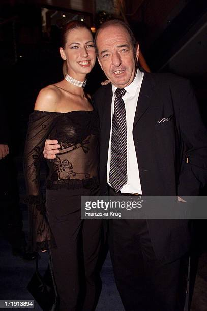 Ralph Siegel Mit Tochter Marcella Bei Tribute To Bambi Party In Berlin Am 141101