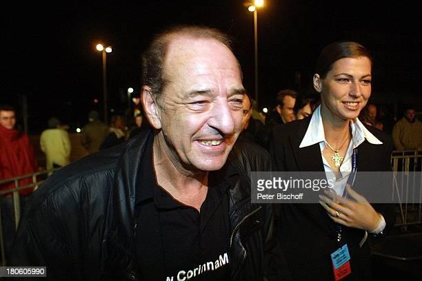 Ralph Siegel Tochter Marcella Siegel ARD Countdown Grand Prix Eurovision Vorentscheid 2002 Ostseehalle Kiel Sieger Vorentscheidung Vater