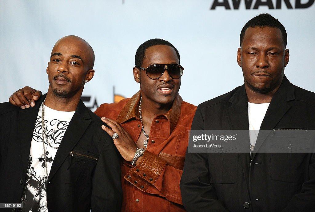 2009 BET Awards - Press Room : News Photo