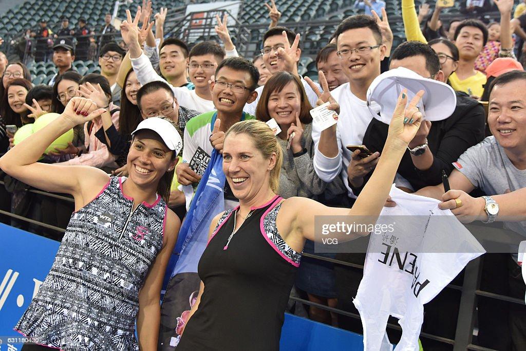 2017 WTA Shenzhen Open - Day 7