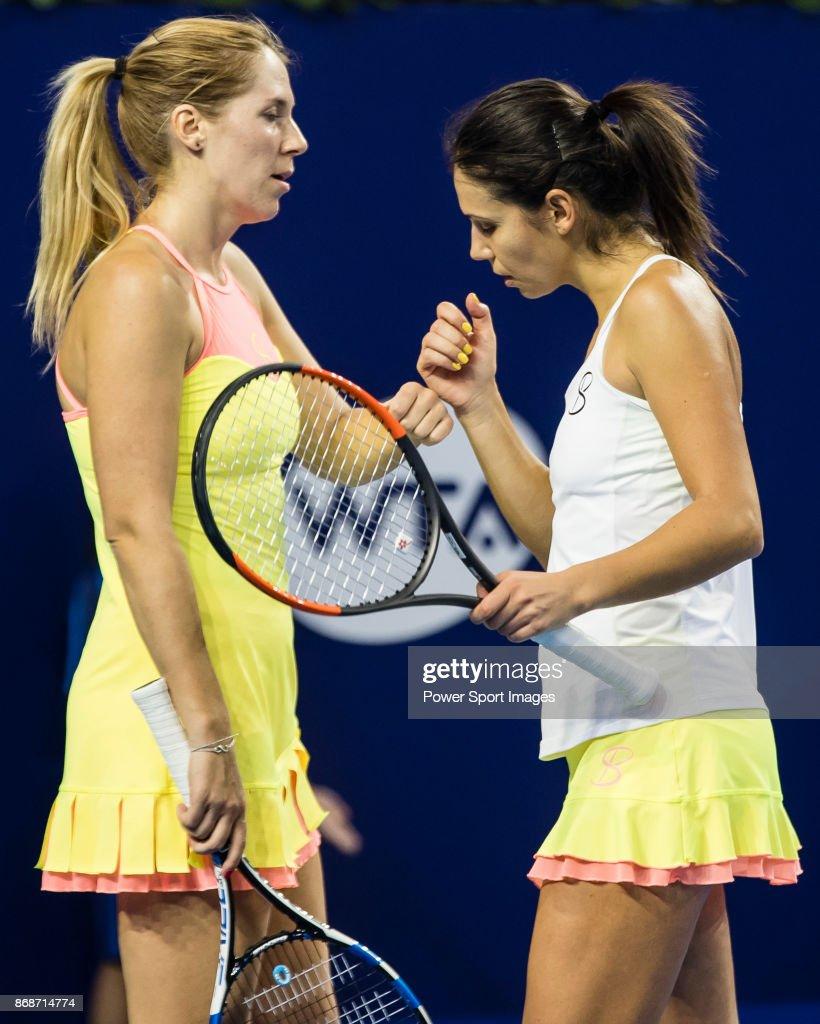 WTA Elite Trophy Zhuhai 2017 - Day 1