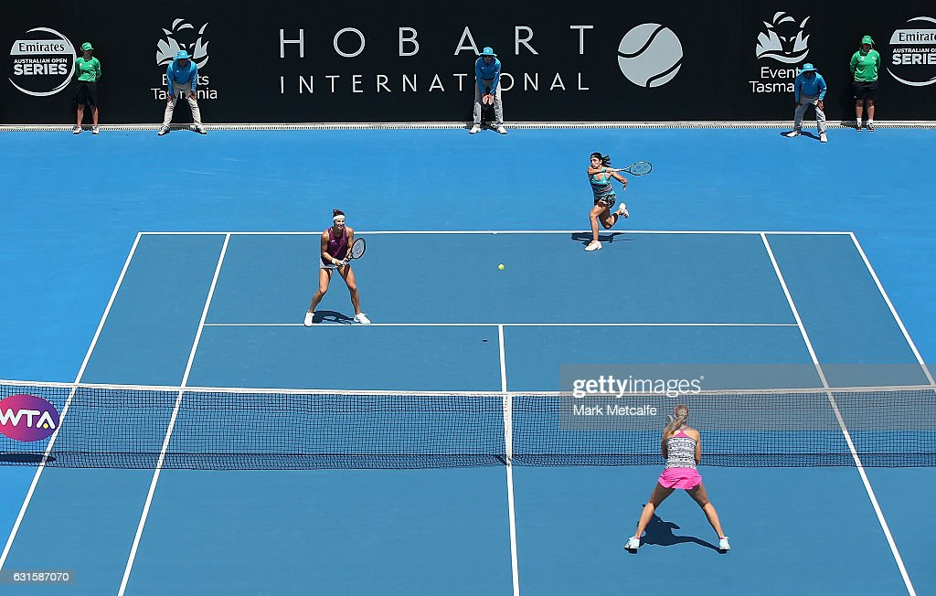 2017 Hobart International - Day 6