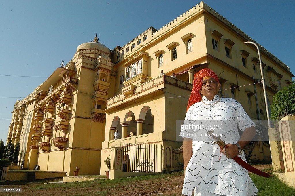 Ram Prakash Lalji Handicraft Exporter From Jodhpur At Devgarh Fort