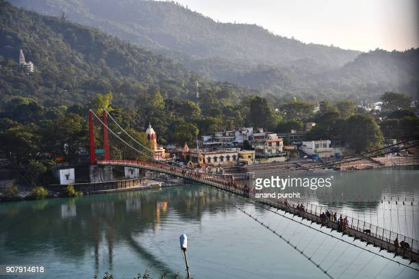 Ram Zula, Risikesh, Uttarakhand, India